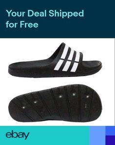 584500b19b19 New Womens Adidas SANDAL VOLOOMIX W (B36060) All Sz Adidas Beach Slippers  in 2019