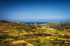 View of Gozo Island - Malta | #stock #photography #gettyimages #print #travel |