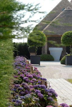 Belgian architecture - Bibeline Designs