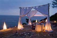 outdoor massage room