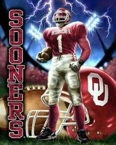 Oklahoma Sooners    #Boomer Sooner   via;  Oklahoma faithful