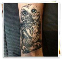 owl tattoo21