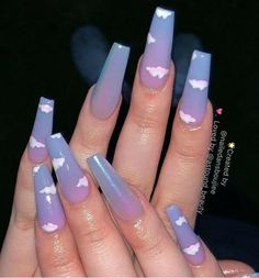 5 Nail Trends To Watch Out For This Summer nails nails nails nails for teens fall 2019 fall autumn fake nails nails natural Summer Acrylic Nails, Best Acrylic Nails, Nail Summer, Aycrlic Nails, Coffin Nails, Manicure, Glamour Nails, Fire Nails, Dream Nails