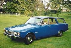 Rover P6 Estate