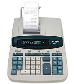 Victor 12603 Desktop Calculator * Want additional info? Click on the image.