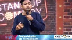 Stand Up Comedy Show Tretan Muslim, Baru Niat Nyontek Udah Ketahuan Guru...