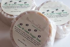 All Natural Dog Soap Soap for Dogs Beer Soap by HomeBrewedSoaps
