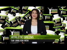Athletic Greens Drink Review Review by Jordan C.