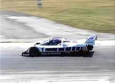 SILK-CUT-JAGUAR-XJR11-XJR-11-TURBO-DEBUT-BRANDS-HATCH-1000KM-1989-PHOTOGRAPH