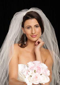 Bride's makeup Follow us on www.facebook.com/passionformakeup for more makeup and hair ideas for your wedding. #weddingmakeup #bridalmakeup