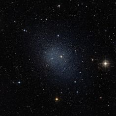 The Fornax dwarf galaxy's globular clusters—balls of stars that orbit its center—mysteriously mirror those found in the Milky Way, despite the dwarf galaxy's youth and smaller size. Astronomers aren't sure why.