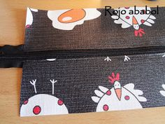 costura, manualidades y muchas ideas Ideas, Sew Tote Bags, Fabric Purses, Hanging Storage, Dressmaking, Manualidades, Zippers, Thoughts