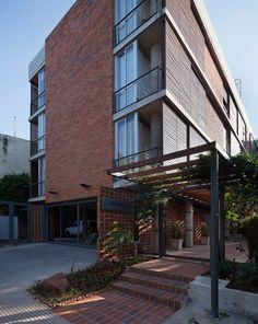 Edificio Rosas 121,© Federico Cairoli