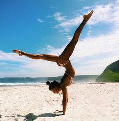 beach, girl, and summer Bild
