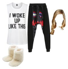 """""""Pj time!!!!!!!!!"""" by anurena on Polyvore featuring interior, interiors, interior design, home, home decor, interior decorating, Private Party and M&Co"""