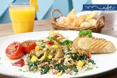 #Vegetarian #breakfast