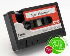 "A ""tape"" dispenser"