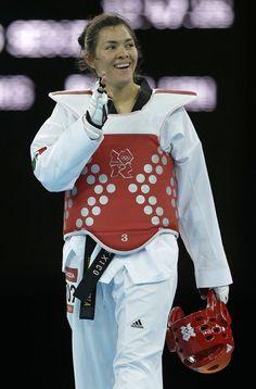 María del Rosario Espinoza va por tercera medalla olímpica a Río 2016.