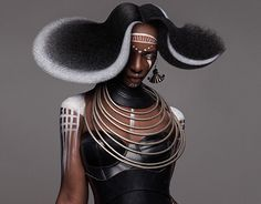 """Check out this @Behance project: """"British Hair Awards 2016 - Afro Finalist Collection"""" https://www.behance.net/gallery/45128323/British-Hair-Awards-2016-Afro-Finalist-Collection"""