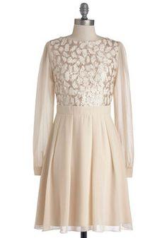 Distinctly Darling Dress, #ModCloth