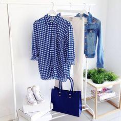DENIM JACKET / MONASHE.PL - Sklep online z modna odzieza.