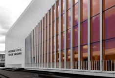 Yazgan Design Architecture · Mustafa Vehbi Koç Sports Hall