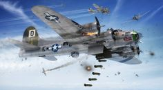 This thread is intended for 'Aviation Art' only. Paintings, Drawings, Water-colors and any other Mediums of Art. Please, no photographs. we have other threads available to post photos in. Ww2 Aircraft, Military Aircraft, War Thunder, Aircraft Painting, Airplane Art, Ww2 Planes, Aviation Art, Civil Aviation, Nose Art