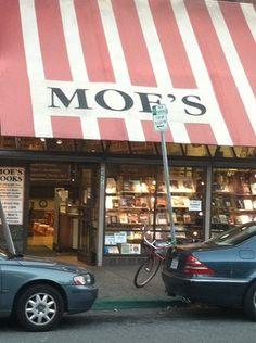 Moe's Books ~ 2476 Telegraph Ave Berkeley, CA 94704 http://www.yelp.com/biz_photos/9nIZxuuFBwg9XbMjO8bXsA?select=5gVuP8O4y5Yd6znKzvb4hw