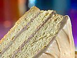 Rum Caramel Cake from Sandra Lee's Semi-Homemade Cooking. Yummy!