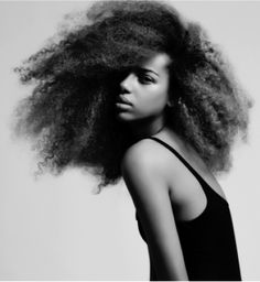 Celebrating the beauty of naturally kinky, coily, curly, and Afro-textured hair. Big Curly Hair, Curly Hair Styles, Natural Hair Styles, Hair Afro, Curly Afro, Hair Wigs, Pelo Afro, Long Natural Hair, Natural Curls