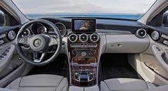 Вздрагиваем отжёсткости седана Mercedes-Benz C-класса W205