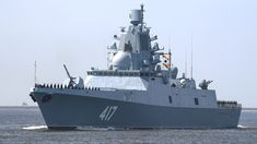 Russia's Most Modern Warship And Its Escorts Have Entered The Caribbean Sea - The Drive