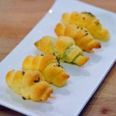 Mini croissants apéritifs - Journal des femmes !