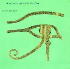 One of my favourite ever albums.  The art is simple, Egyptian Heiroglyph in gold but once you see it, you never forget.  Less is more!  Rock on