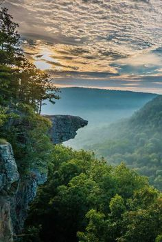 These Are the Most Epic Hiking Trails in Every State - Arkansas Whitaker Point Trail Best Hiking Trails - Shawnee National Forest, Cumberland Falls, Kenai Fjords, Hawaii Volcanoes National Park, We Will Rock You, Stress, Best Hikes, Outdoor Adventures, The Great Outdoors