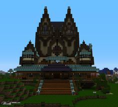 maison minecraft download