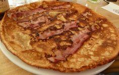 Pannenkoek spek ui kaas kraayennest recept oud brood blog tips