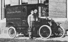 postal Model T Car Themed Nursery, Vintage Car Nursery, Best Electric Car, Car Volkswagen, Suv Cars, Expensive Cars, Vintage Trucks, Car Photography, Disney Cars