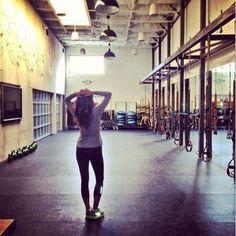 Shay Mitchell training for NIKES WOMEN'S MARATHON.