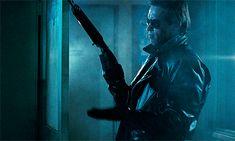 80s Movies, Action Movies, Good Movies, Terminator 1984, Terminator Movies, Comic Book Characters, Comic Books, James Movie, New York Movie