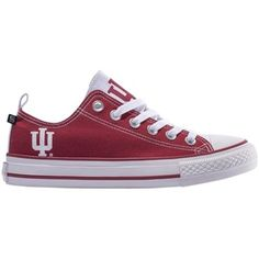 SKICKS Indiana Hoosiers Women's Low Top Sneakers