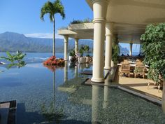 How about lunch at The St. Regis Princeville Resort overlooking beautiful Hanalei Bay.