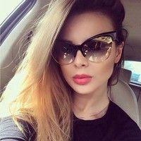 ce68f107c8947 wish   Newest Cat Eye Eyeglasses Frames Women Glasses Brand Designer  Optical Glasses Fashion UV400. Gafas MujerMujeres BellasGafas De Sol ...