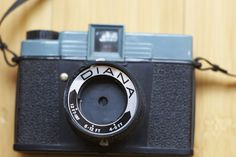 Plastic Diana Camera