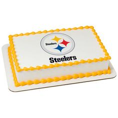 NFL Pittsburgh Steelers PhotoCake® Image
