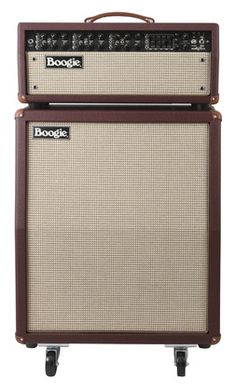 The Mark V faithfully recreates the legendary sounds of Boogie's most famous amplifiers from the MK I, MK IIC+, MK III, and MK IV.   It took 40 years of Randall Smith's experience designing
