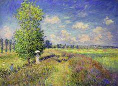 Claude Monet - The Summer (1875)