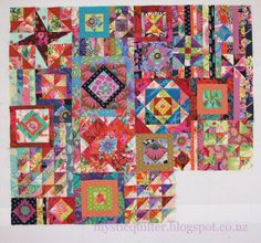 Mystic Quilter: Gypsy Wife update
