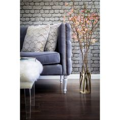TOV Furniture Bryn Sofa gets free shipping to your business from Wayfair Supply - Great deals on all office products with an amazing selection to choose from.