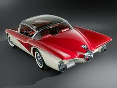 1956 Buick Centurion Concept Car. There were some really cool concepts during the 50's and 60's.